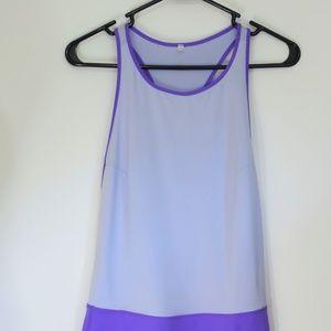 Lululemon Blissed Out Tennis Dress